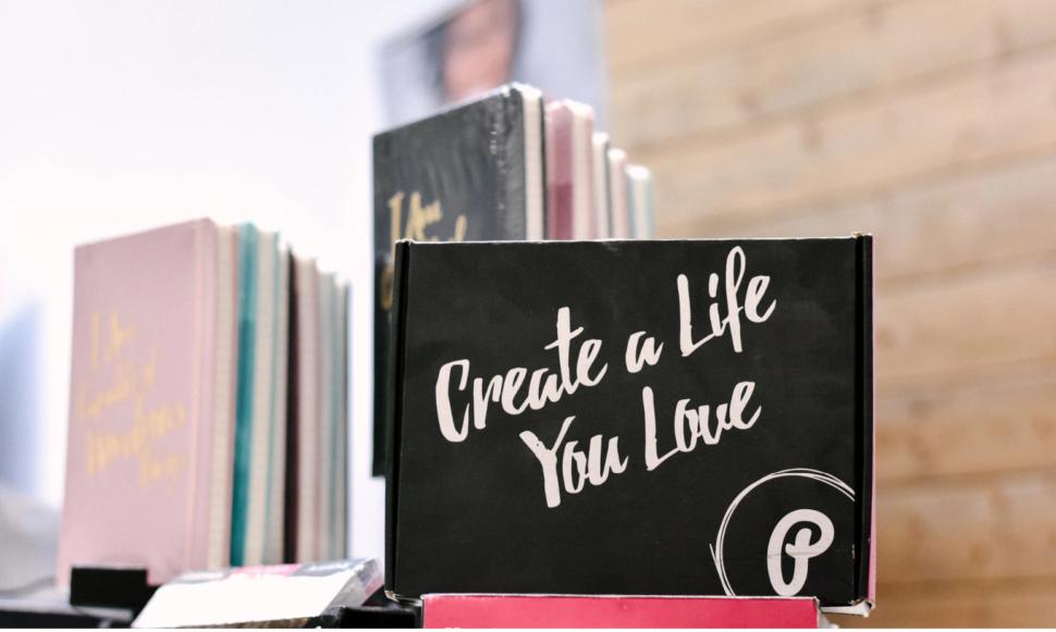 Vytvořte si život, který milujete